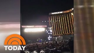 Las Vegas Shooting Witness: 'You Have Never Heard Anything Like That' | TODAY