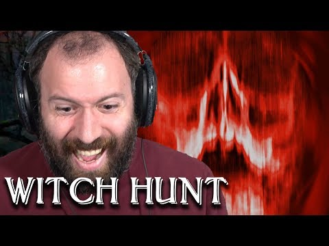 I'M GETTING SOMEWHERE!!! | Witch Hunt Part 3