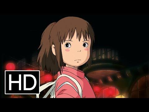 Spirited Away - Official Trailer