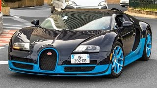 Bugatti Veyron 16.4 Grand Sport Production Start Videos
