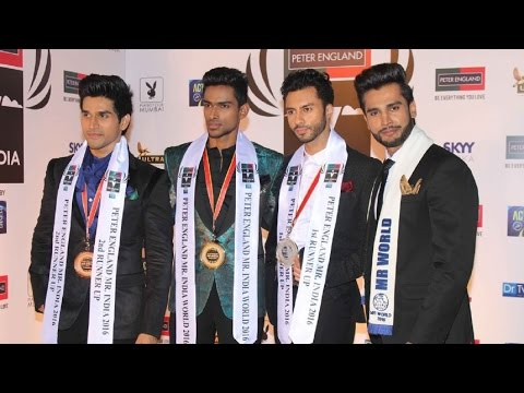 Red Carpet of the Mr  India Finale | Rohit Khandelwal Interview | Hrithik Roshan Mr Asia
