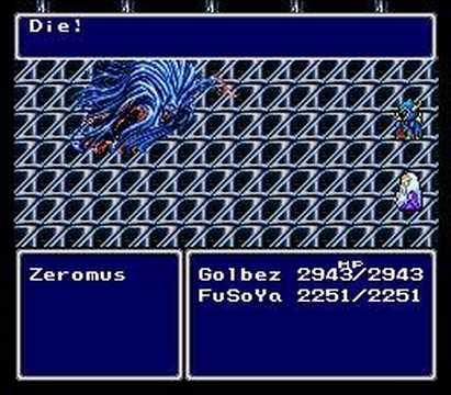 Final Fantasy IV Playthrough (94) Zemus