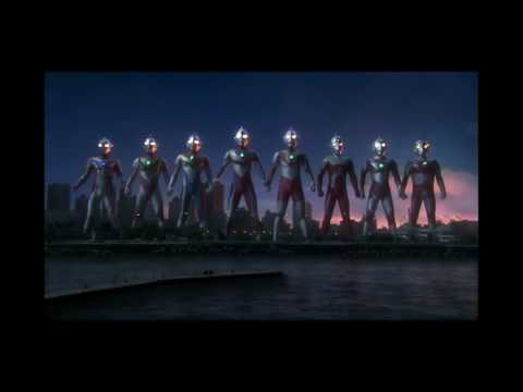 Ultraman Mebius and 8 Brothers The Movie