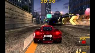 Burnout Revenge - Gameplay [PS2][HQ]