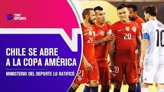 Gobierno nacional se mostró abierto a recibir la COPA AMÉRICA 2021 - Pelota Parada