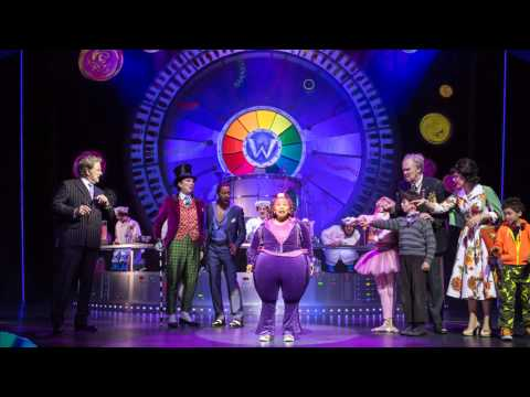 Charlie and the Chocolate Factory - London Musical - Juicy