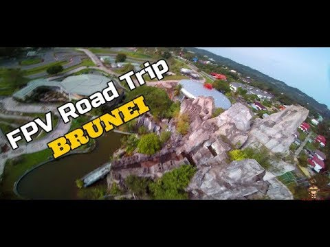 FPV Road Trip | BRUNEI | Freestyle