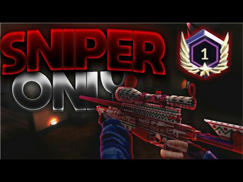 Special Ops Ranked - SNIPER ONLY + 2 CLUTCHES | Critical Ops 0.9.8 gameplay