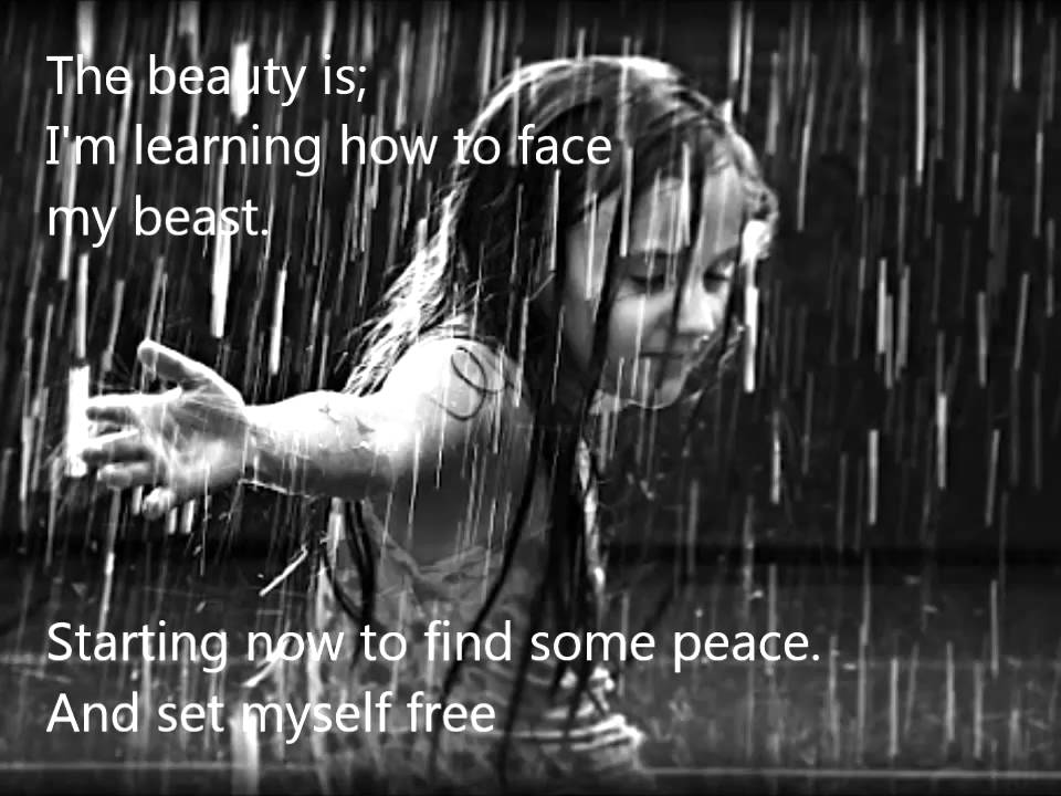 Lyric pick up the pieces lyrics : Blue October `Fear` Lyrics on screen - YouTube