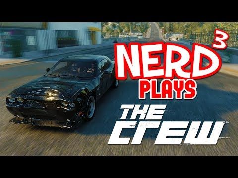 Nerd³'s All American Road Trip - Part 3 - The Crew