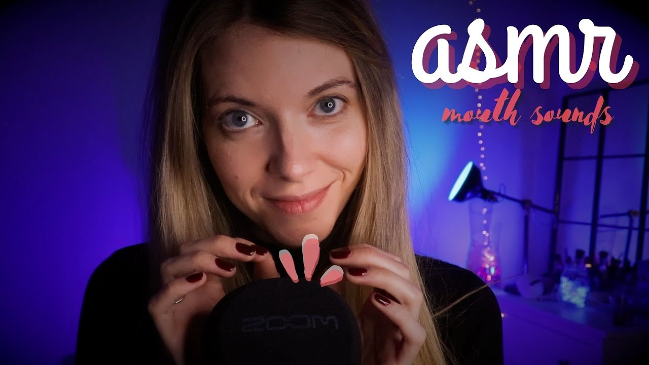 ASMR para DORMIR Mouth sounds | Love ASMR *