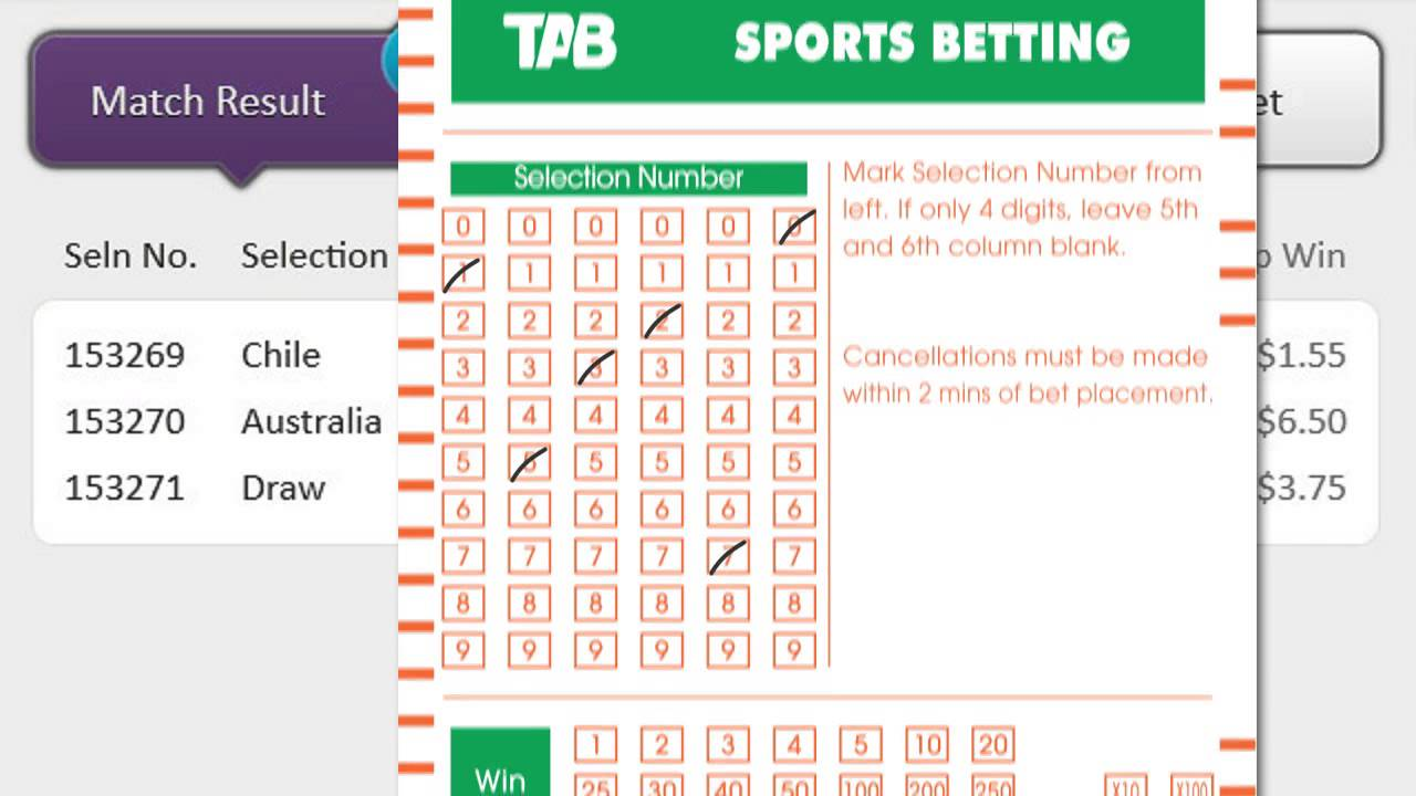 Tab football betting rugby betting lines