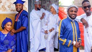 Abubuwan mamaki bakwai 7 da suka faru a bikin Adam A Zango da amaryar sa sofy