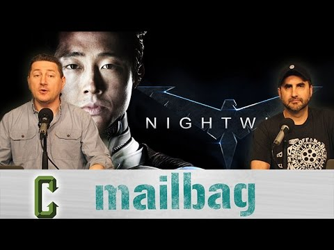 Could Nightwing Be Asian? - Collider Mail Bag