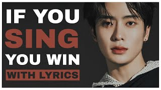 IF YOU SING, YOU WIN | WITH LYRICS