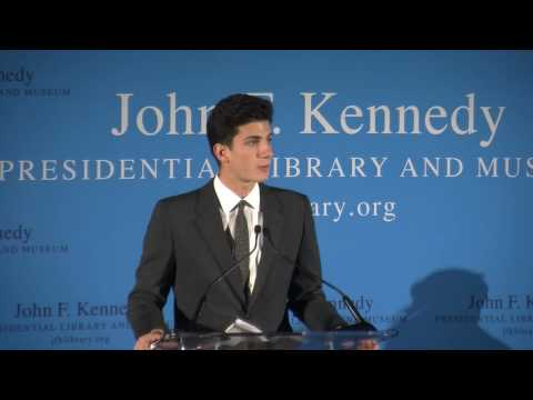 Jack Schlossberg, JFK's grandson, on the importance of young people in public service work