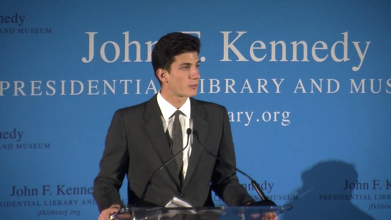 Jack Schlossberg, JFK's grandson, on the importance of