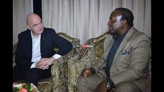 Ahadi ya FIFA kwa Tanzania baada ya Rais Gianni Infantino kufika Tanzania