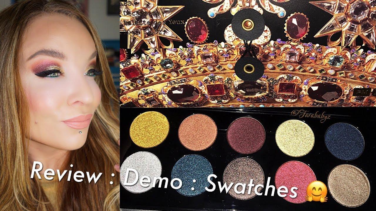 Pat McGrath Mothership IV 'Decadence' Eyeshadow Palette ...