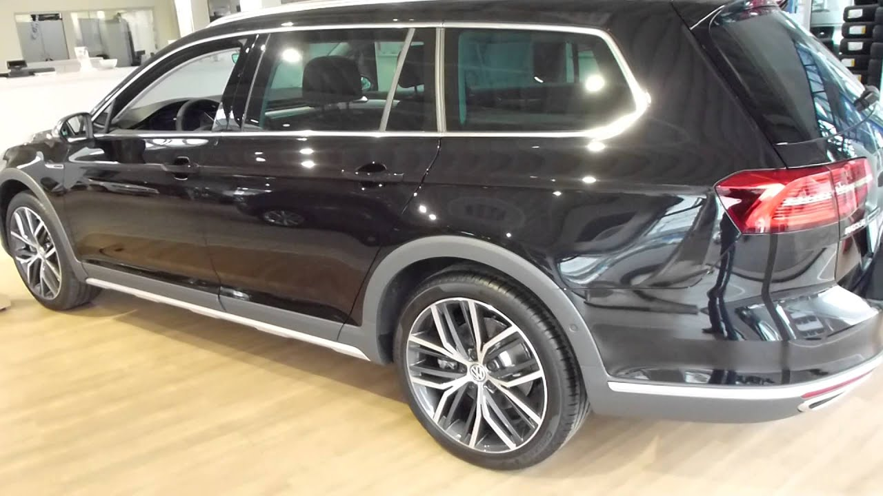 2016 vw passat alltrack 2 0 tdi biturbo 4motion 240 hp 234 km h 145 mph playlist youtube