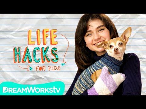 super-sweater-hacks-|-life-hacks-for-kids