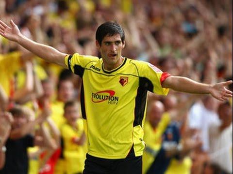 Watford Football Club Team Players Danny Graham, L...