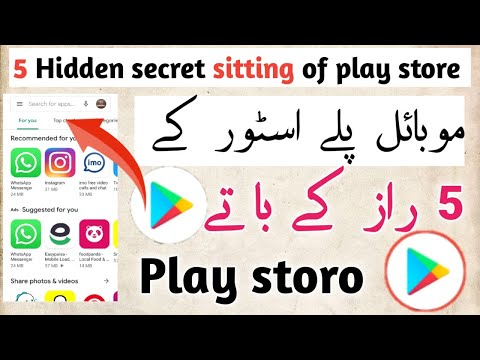 Google Play storo