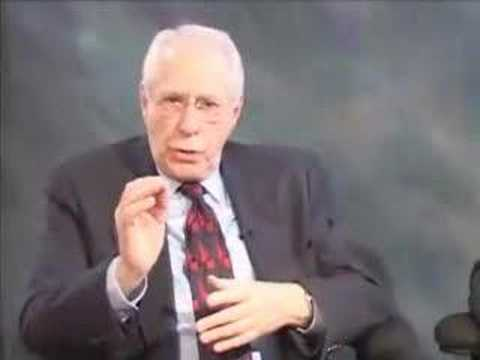 Senator Mike Gravel interview (part 1 of 3)