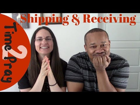 PROPHETIC WORD & PRAYER TIME: SHIPPING & RECEIVING | TIME TO PRAY & PROPHETIC THINGS
