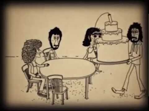 The Who - Squeeze Box (Animation Video)