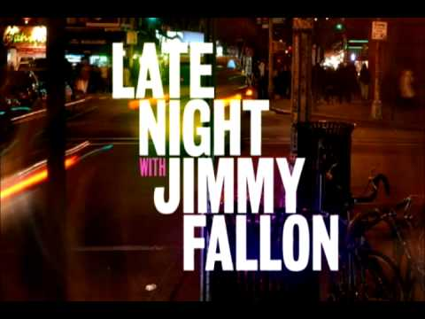 Bon Iver and The Roots- Perth Live on Jimmy Fallon (TRACK ONLY)