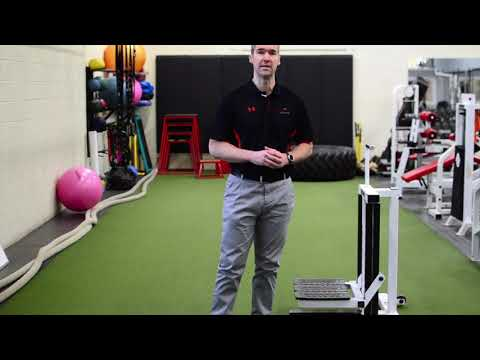 How to lunge with knee pain