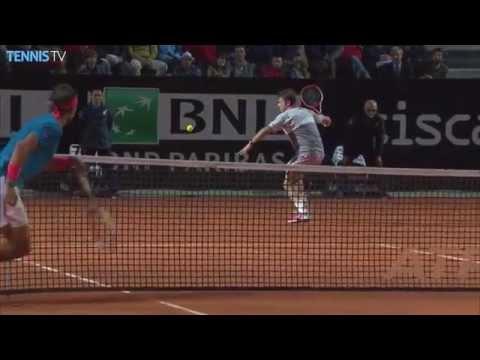 Stan Wawrinka Hot Shot 2015 Rome - Almost Tags Nadal