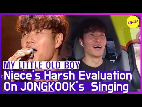 "[HOT CLIPS] [MY LITTLE OLD BOY]   ""Jongkook's Pronunciation Wasn't Good!""😂 (ENG SUB)"