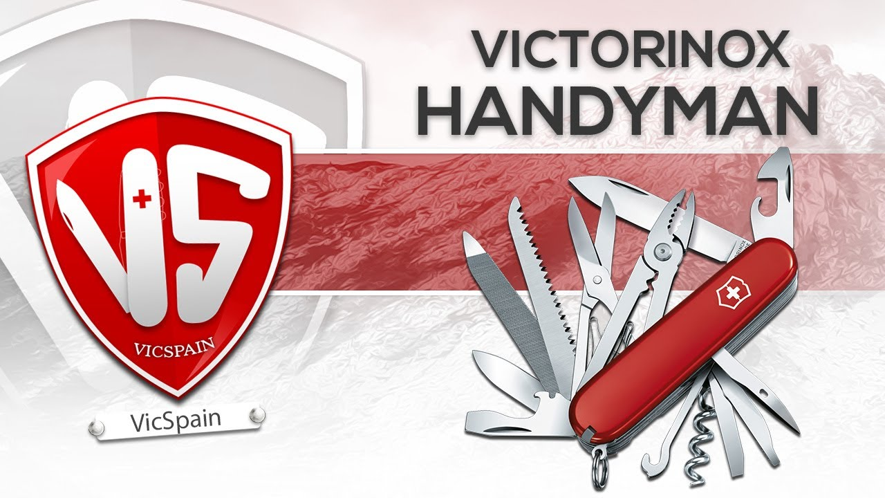 Victorinox Handyman Review All Subtitles Youtube