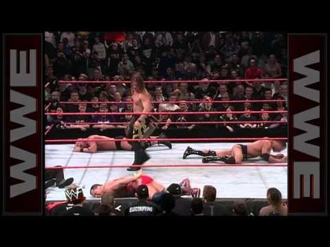 """Stone Cold"" Steve Austin Vs. The Rock - WWE Championship Match: Rebellion 2001"