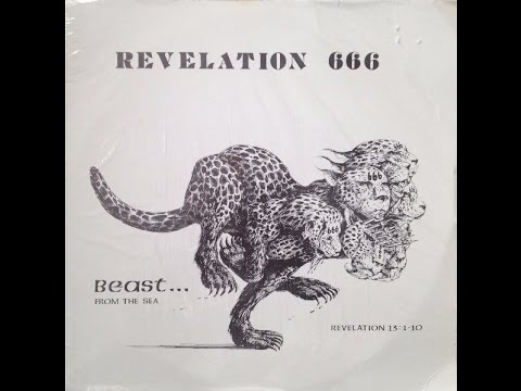 "Will Jima ""Revelation 666"" 1975 UFO & Doomsday Religion FULL ALBUM"
