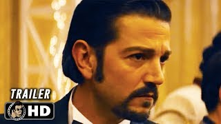 Narcos: Mexico Official Teaser Trailer (hd) Diego Luna Drama Series