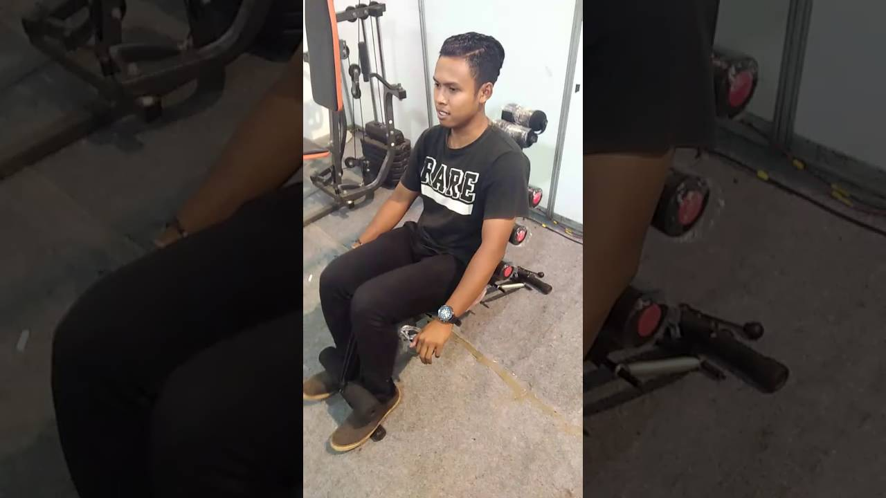 Six Pack Care Video Demo Alat Sit Up Wa Tlp Manual Treadmill Multifungsi  Ob 2016 Origin By Fit 081252225711 Ricko Fitness