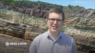 CBC Interview on UNESCO Evaluation of the Discovery Aspiring Geopark