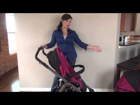 Peg Perego Book Pop Up Stroller Review By Baby Gizmo