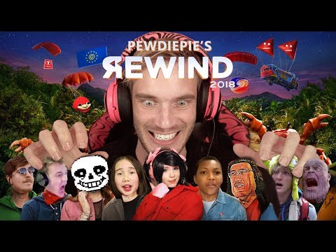 Youtube Rewind 2018, But It's Actually Good