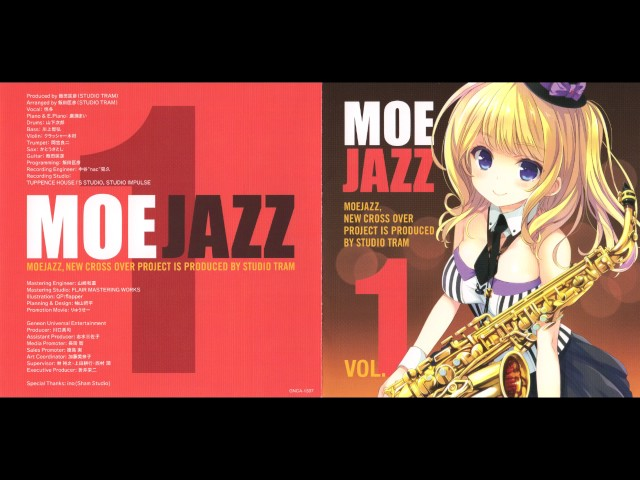 [Moe Jazz Vol. I] 04- Yes! Yuyuyu?Yuru Yuri?? //  ???!??????????