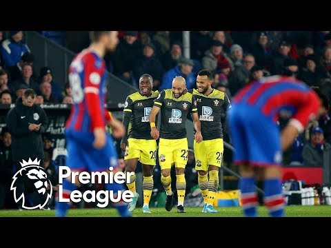 Nathan Redmond gets Southampton ahead v. Crystal Palace | Premier League | NBC Sports
