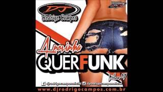 A Novinha Quer Funk (Volume 09) - Dj Rodrigo Campos