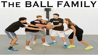 Funniest Moments of the BALL FAMILY!!