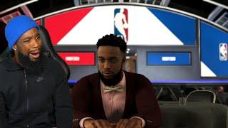 I GOT FINESSED ON  MY NBA DRAFT DAY! NBA 2K21 MyCareer Ep 11