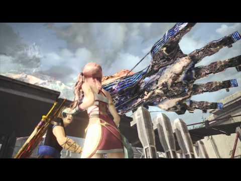 FFXIII-2 - E3 Trailer