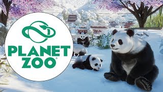 PREMIERA NOWEGO ZOO - Planet Zoo