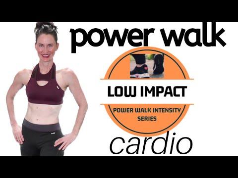 40 MINUTE WORKOUT | POWER WALK | INDOOR WALK | WALKING PROGRAM | WALK FOR CARDIO